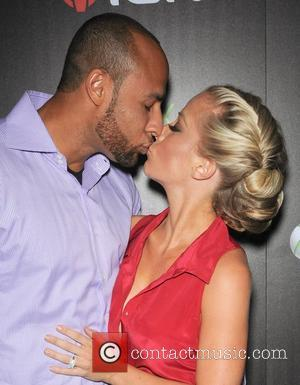Hank Baskett and Kendra Wilkinson IGN and Capcom's party celebrating the launch of Resident Evil 6 at Lure - Arrivals...