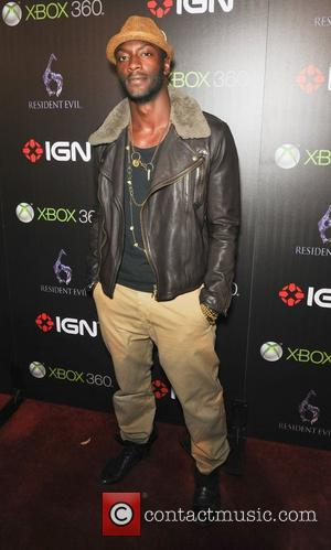 Aldis Hodge IGN and Capcom's party celebrating the launch of Resident Evil 6 at Lure - Arrivals Hollywood, California -...