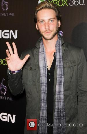 Troy Baker IGN and Capcom's party celebrating the launch of Resident Evil 6 at Lure - Arrivals Hollywood, California -...