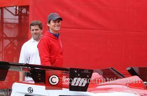 Matt Bomer 19th Annual EIF Revlon Run Walk held at the Los Angeles Memorial Coliseum Los Angeles, California - 12.05.12