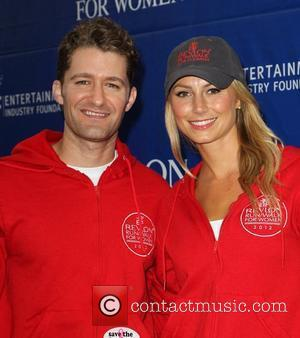 Matthew Morrison and Stacy Keibler