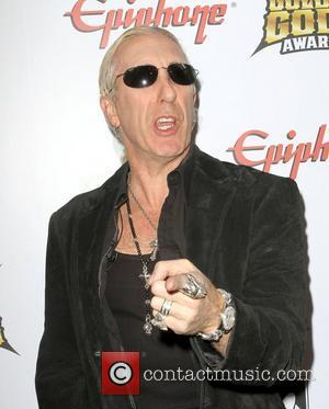 Dee Snider 2012 Revolver Golden Gods Award Show Held at the Nokia Club Los Angeles, California - 11.04.12