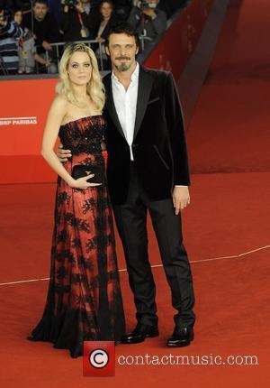 Laura Chiatti and Alessandro Preziosi