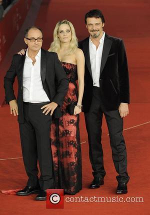 Pappi Corsicato, Laura Chiatti and Alessandro Preziosi