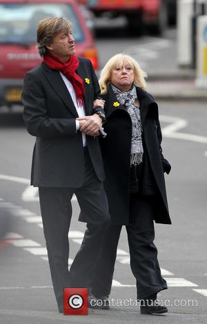 A, Richard Madeley, Judy Finnigan, Hampstead, London. The and Marie Curie Hospice