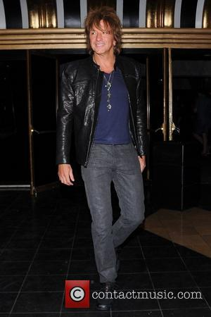 Richie Sambora at The Killers concert, held at the Henry Fonda Theatre in Hollywood Los Angeles, California - 26.09.12