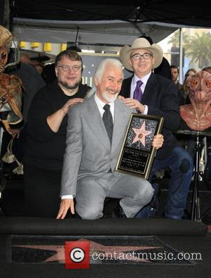 American, Rick Baker, Hollywood Walk and Fame