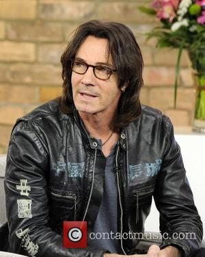 Rick Springfield appear on 'The Marilyn Denis Show' to promote his documentary film 'An Affair of the Heart'.  Toronto,...