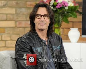 Rick Springfield's Hawk Tattoo Is Tribute To Dead Dog