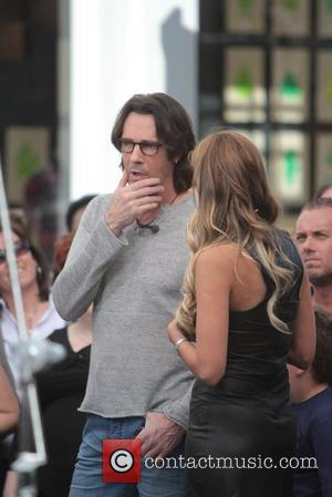 Rick Springfield at The Grove to appear on the Entertainment News Programme, 'Extra'  Los Angeles, California - 12.03.12