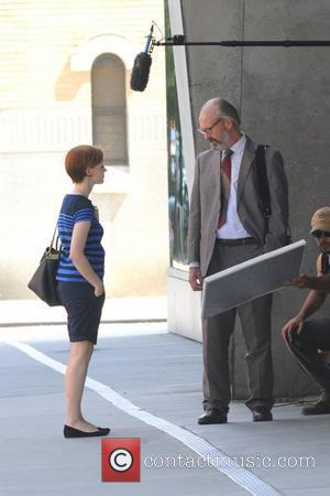 Jessica Chastain and William Hurt