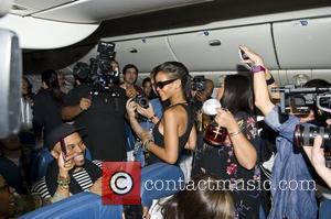 Rihanna, Los Angeles and Mexico City