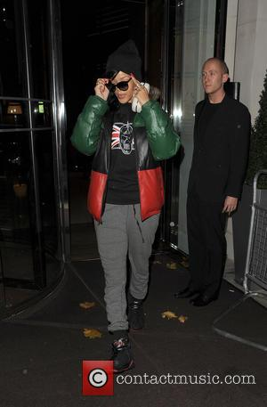 Rihanna, Stansted Airport and New York City
