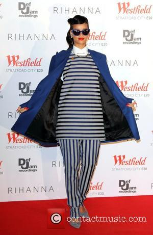 Rihanna, Christmas and Westfield Stratford