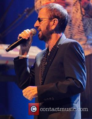 Ringo Starr and his All Starr Band perform live at Hard Rock Live! at the Seminole Hard Rock Hotel &...