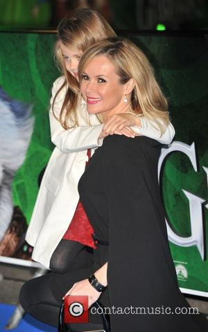 Amanda Holden and Empire Leicester Square