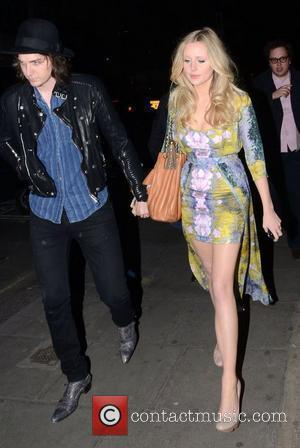 Diana Vickers,  at the Risque Business launch party of Emilio Cavallini at Sketch - Departures. London, England - 21.03.12