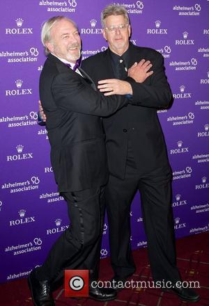 James Keach, Trevor Albert Rita Hayworth Gala at The Waldorf Astoria  New York City, USA - 23.10.12
