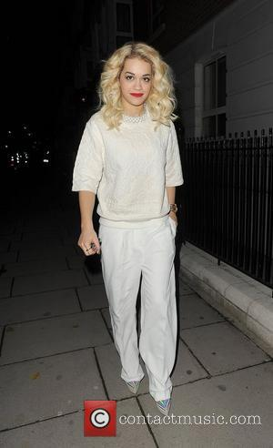 Rita Ora Splits From Rob Kim Kardashian - Report