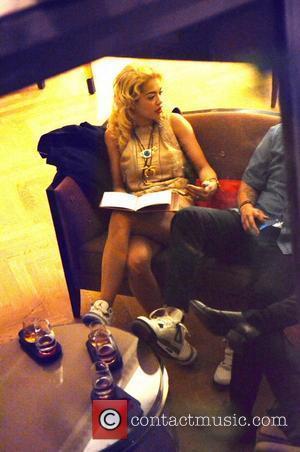 Rita Ora and Rob Kardashian