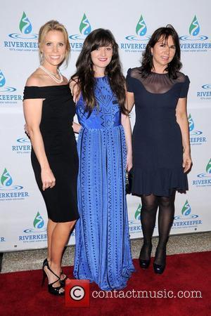 Cheryl Hines, Kathleen Kennedy and Patty Smyth