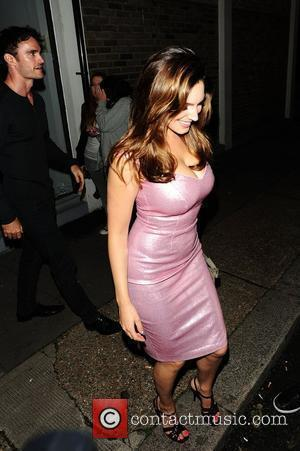 Kelly Brook and Riverside