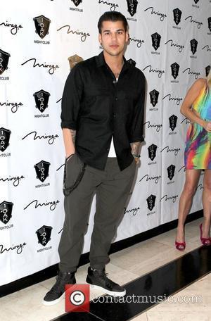Rob Kardashian Rob Kardashian celebrates his birthday at Sin City Hot Spot 1 Oak nightclub  Las Vegas, Nevada -...