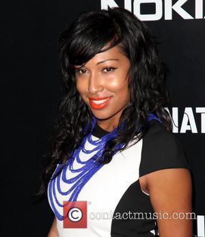 Melanie Fiona Roc Nation Pre-Grammy Brunch at Soho House  West Hollywood, California - 11.02.12