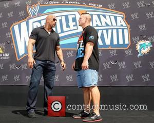 John Cena and Dwayne Johnson