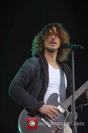 Chris Cornell of Soundgarden  Im Park 2012 at Zeppelinfeld - Day 3 Nuremberg, Germany - 03.06.12