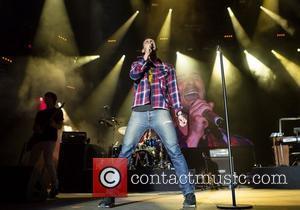 Maroon 5 Rock in Rio Lisboa at Parque da Bela Vista - Day 3 Lisbon, Portugal - 01.06.12