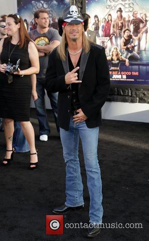 Bret Michaels Premiere of Warner Bros. Pictures' Rock Of Ages at Grauman's Chinese Theatre - Arrivals  Hollywood, California -...