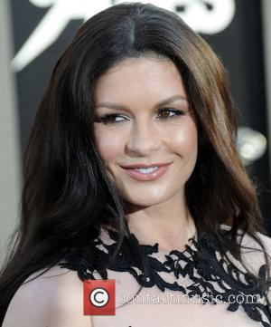 Catherine Zeta-Jones Premiere of Warner Bros. Pictures' Rock Of Ages at Grauman's Chinese Theatre - Arrivals  Hollywood, California -...