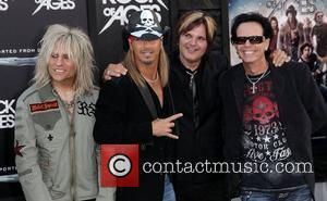 Bret Michaels and Poison