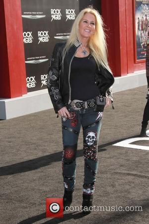 Lita Ford Premiere of Warner Bros. Pictures 'Rock Of Ages' at Grauman's Chinese Theatre - Arrivals  Los Angeles, California...