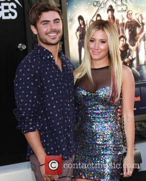 Zac Efron, Ashley Tisdale and Grauman's Chinese Theatre