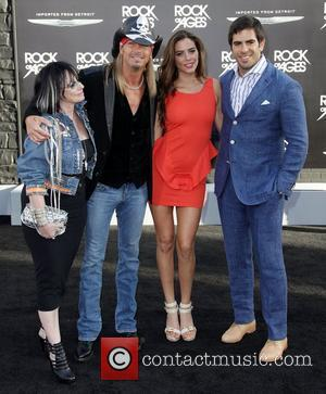 Bret Michaels, Eli Roth and Grauman's Chinese Theatre