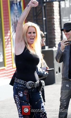 Lita Ford Premiere Of Warner Bros. Pictures 'Rock Of Ages' at Grauman's Chinese Theatre - Arrivals Los Angeles, California -...