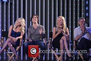 Julianne Hough, Adam Shankman, Diego Boneta and Malin Akerman