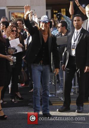 Bret Michaels Premiere of Warner Bros. Pictures 'Rock Of Ages' at Grauman's Chinese Theatre - Outside Arrivals  Los Angeles,...