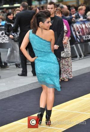 Roxanne Pallett Rock of Ages - UK film premiere held at the Odeon Leicester Square - Arrivals. London, England -...