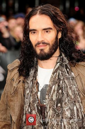 Russell Brand and Odeon Leicester Square
