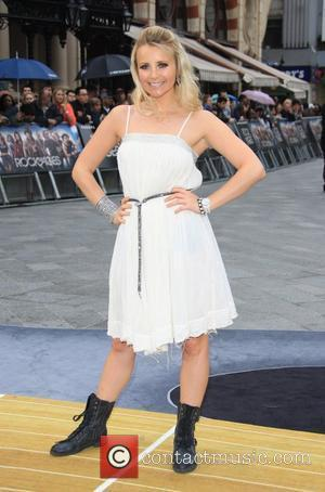 Carley Stenson Rock of Ages - UK film premiere held at the Odeon Leicester Square - Arrivals. London, England -...