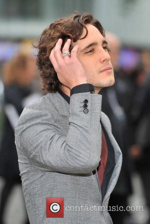 Diego Boneta Rock of Ages - UK film premiere held at the Odeon Leicester Square - Arrivals. London, England -...