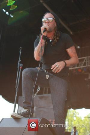 Patrick Wilson of Emphatic Rock on the Range 2012 - Day 1 Columbus, Ohio - 19.05.12