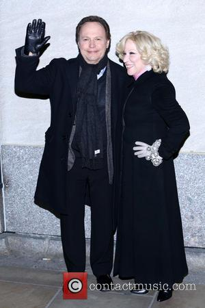 Billy Crystal, Bette Midler, Rockefeller Center