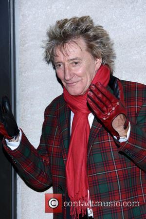 Rod Stewart, Annual Rockefeller Center Christmas, Rockefeller Center and Tree Lighting Ceremony