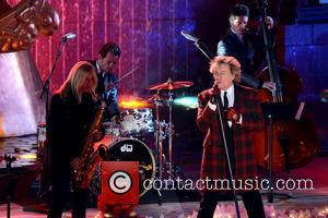 Rod Stewart, Annual Rockefeller Center Christmas, Rockefeller Center, Tree Lighting Ceremony and Performances