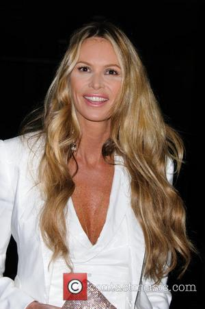 Elle MacPherson The Rodial Beautiful Awards 2012, held at the Sanderson - Arrivals  London, England - 06.03.12