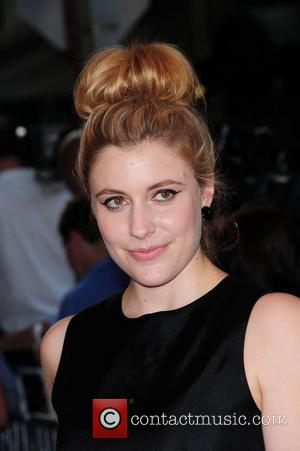 Greta Gerwig The Cinema Society With The Hollywood Reporter & Piaget and Disaronno screening of 'To Rome With Love at...